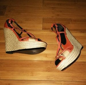 5d0461fd771 Burberry Shoes - SALE 100% AUTHENTIC BURBERRY WEDGE HEELS SZ 40